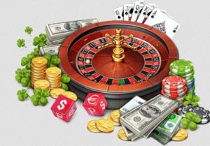 Gokken om geld